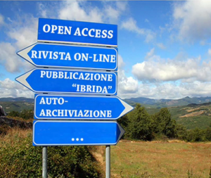 Le vie dell'Open access