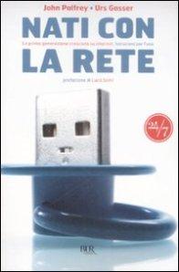 copertina del libro Nati con la Rete